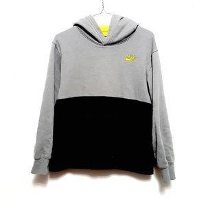 Childrens Nike SB Neon Green hoodie sweatshirt XL